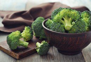 Bacon Broccoli Salad with Raisins