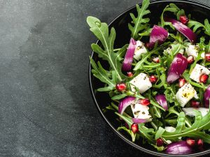 Salad with Arugula